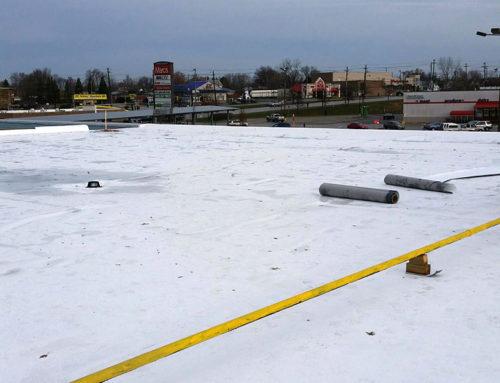 20-Yr NDL Warranted GAF TPO Roof System